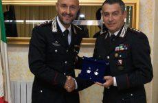 Leonardo Madaro, comandante compagnia carabinieri di Mirabella E., promosso maggiore.
