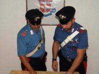 Ad Apice i carabinieri hanno arrestato Giuseppe Allocca aveva 1,5 kg di hashish.