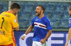 Calcio: Benevento spaventa ma Quagliarella mette ali a Samp