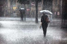 In Irpinia una giornata di ferragosto caratterizzata da pioggia e vento.