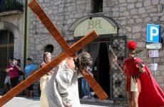 Quarto giorno dei Riti settennali di Guardia Sanframondi
