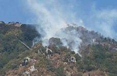 L'Irpinia brucia, super lavoro dei vigili del fuoco.