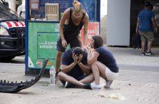 Barcellona:16enne beneventana salva per scarpette non comode