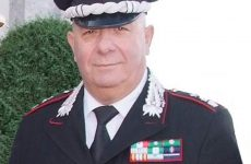 Commiato del Tenente Colonnello Enrico Galloro.