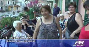 San Martino V.C.: Si ritrovano dopo anni, oggi sono ultra 90 enne. Immagini e interviste