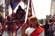 Altavilla I..Festa di San Pellegrino Martire
