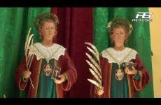 Cervinara. Celebrazione in onore dei Santi Medici Cosma e Damiano