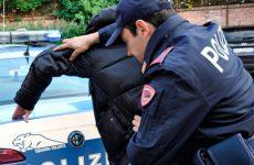 Giovane pregiudicato beneventano tratto in arresto dalla polizia per estorsione e maltrattamenti in  famiglia.