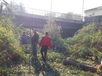 Nuovi interventi di messa in sicurezza sul fiume Sabato.