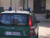 Controlli dei Carabinieri alla Sagra della Castagna e del Tartufo di Bagnoli Irpino.