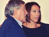 Benevento. Antonio Tajani e Nunzia De Girolamo incontrano amministratori e dirigenti forzisti.