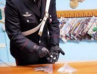 Foglianise. Arrestato dai carabinieri un 23 enne per spaccio di droga.