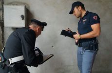 Benevento.CC e PS arrestano due napoletani per tentato furto in tabaccheria.