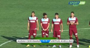 Audax Cervinara vs Virtus Avellino 1-1. La SIntesi