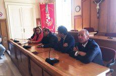 Il sindaco Mastella ha incontrato stamani i lavoratori interinali utilizzati dall'Asia Spa