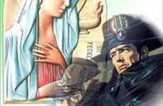 """Cerimonia religiosa in onore della """"Virgo Fidelis"""", Patrona dell'Arma dei Carabinieri,"""