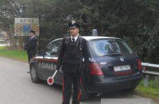 Apice. Carabinieri mettono i sigilli ad un'impianto di autodemolizione.