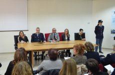 Benevento. Il Questore Bellassai presenta i progetti promossi dalla Polizia di Stato nelle scuole..