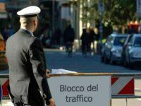 Smog: domani stop circolazione a Benevento