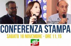 Benevento. Forza Italia presenta nuovo coordinamento cittadino.