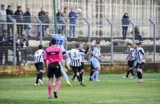Eccellenza girone B: l'Audax a soli due punti dalla capolista Agropoli.