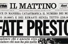 23 Novembre 1980: l'emergenza continua!