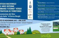 Sabato a Pietrelcina presentazione della strategia di territorio dell'area Tammaro-Titerno