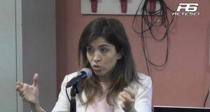 "Cervinara. Ester Viola incontra studenti del ""De Sanctis"""