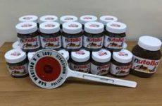 San Martino Valle Caudina. Sequestrate confezioni di Nutella con etichettatura in lingua araba.