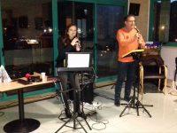 Le canzoni di Marisol e Peppe per i pazienti dell'Hospice di Solofra