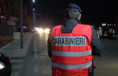 Controllo del territorio carabinieri della compagnia di Montella.