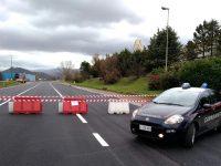 Risequestrato tratto stradale SS 7 DIR/C (Avellino Pescopagano) dal Km 9+100 al km 10+550.