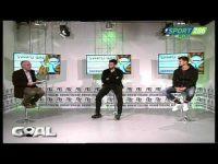 Goal trasmissione sportiva del lunedi che tratta di calcio dilettantistico
