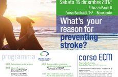 Benevento: domani confronto tra esperti e Istituzioni sull'ictus cerebrale