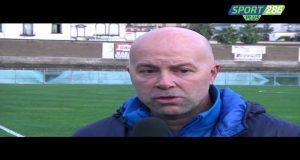 Palmese vs Faiano 2-2.Le interviste
