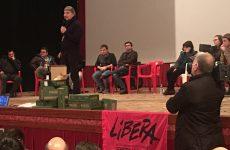 Libera Benevento, gli studenti del Telesi@ fanno il pacco alla camorra