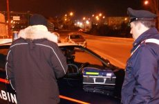 Benevento: controlli dei carabinieri, cinque persone denunciate