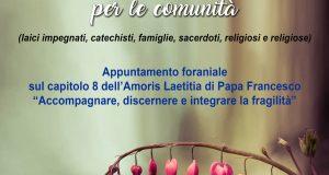 Ufficio Famiglia, parte domani ad Airola il percorso di approfondimento e di formazione sull'Amoris Laetitia