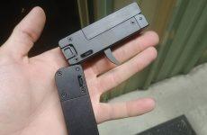 Circolare della Polizia di Stato,gira pistola grande come carta di credito