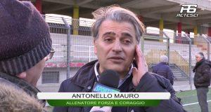 Paolisi vs Forza e Coraggio 0-2. Le Interviste