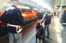 Arrestati dalla polizia ferroviaria due rumeni per furto aggravato di rame.