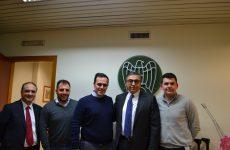 stato Giuseppe Maudo, riconfermato alla guida della Sezione Alimentare di Confindustria Benevento