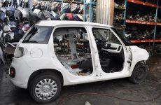 Auto rubata a Benevento, ritrovata dalla Polizia in un'autodemolizione