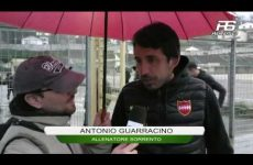 Eclanese vs Sorrento 0-0. Le interviste