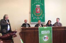 """Carlo Innace, """"sostegno D'Agostino e i candidati del centrosinistra"""""""