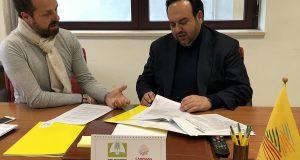 Valentino sottoscrive manifesto Coldiretti.