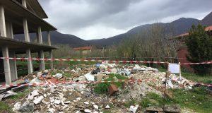 Monteforte Irpino. Discarica abusiva di rifiuti speciali pericolosi