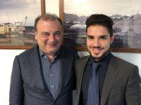 Forza Italia Avellino: Martusciello, l'imprenditore Cambareri entra in squadra