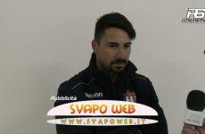 G.Siconolfi vs San Martino Vc 1-5. Le interviste