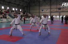 Cervinara.  Conclusi i campionati sud Italia di Karate